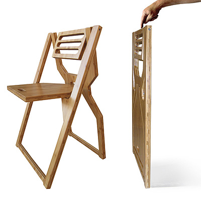 Jolly Bamboo Folding Chair